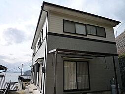 広島県呉市広長浜5丁目の賃貸アパートの外観