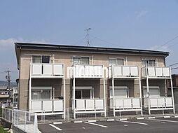エクセルハイムC[2階]の外観