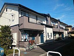 ニューシティ藤澤A棟[1階]の外観