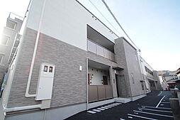 広島県広島市西区草津東1丁目の賃貸アパートの外観