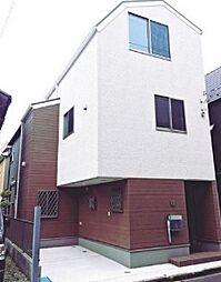 [一戸建] 東京都大田区仲六郷2丁目 の賃貸【/】の外観