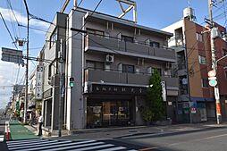 上北マンション[2階]の外観