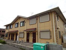 兵庫県小野市大島町の賃貸アパートの外観