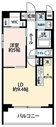 プレール・ドゥーク本所吾妻橋 III[2階]の間取り