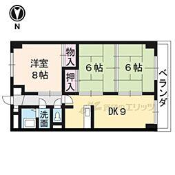 【敷金礼金0円!】東海道・山陽本線 石山駅 徒歩34分