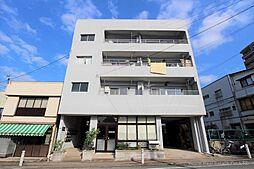 福岡県北九州市八幡東区春の町5丁目の賃貸マンションの外観
