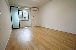 JURI IIIのゆったりとした居間です