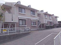 兵庫県神戸市西区池上1丁目の賃貸アパートの外観