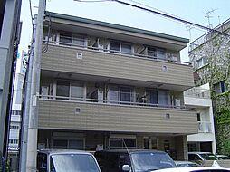 兵庫県神戸市兵庫区北逆瀬川町の賃貸マンションの外観