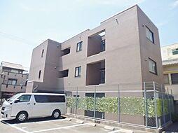 愛知県名古屋市昭和区東畑町1丁目の賃貸マンションの外観