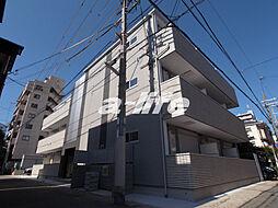ワコーレヴィータ神戸下沢通Plus[F-306号室]の外観