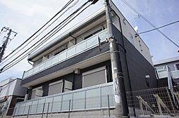 千葉県船橋市夏見3丁目の賃貸アパートの外観