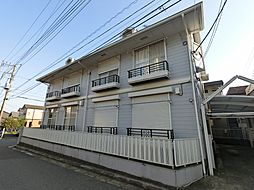 千葉県千葉市若葉区西都賀5丁目の賃貸アパートの外観