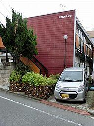 マロンハイツ 幡ヶ谷3分 3駅4線利用可 通勤・通学・買物も[1階]の外観
