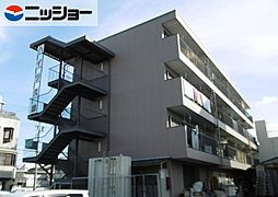 ハイツ久郷[3階]の外観
