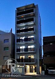 東京都大田区池上3丁目の賃貸マンションの外観