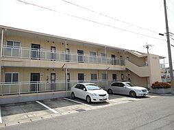 兵庫県加古川市別府町新野辺北町5丁目の賃貸アパートの外観