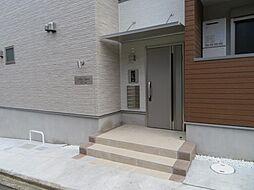 愛知県名古屋市南区桜台1丁目の賃貸アパートの外観