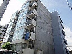岡山県岡山市北区岡南町2丁目の賃貸マンションの外観