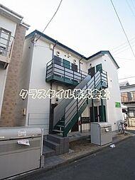神奈川県相模原市南区相模大野8の賃貸アパートの外観