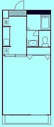 Mサンライズ[2階]の間取り