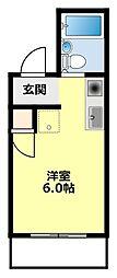 平戸橋駅 2.5万円