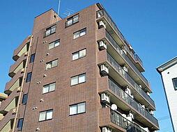 東京都足立区足立2丁目の賃貸マンションの外観