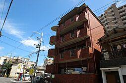 大阪府大阪市天王寺区餌差町の賃貸マンションの外観
