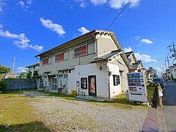 奈良県天理市平等坊町の賃貸アパートの外観