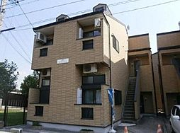 KOMハウス[2階]の外観
