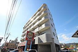 広島県広島市安佐南区西原1丁目の賃貸マンションの外観