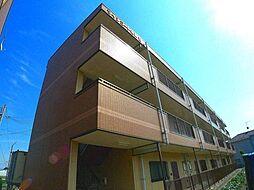 ツインコート北野B[3階]の外観