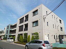 東京都立川市上砂町1丁目の賃貸マンションの外観