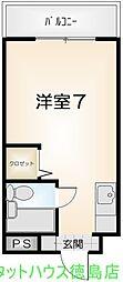 N'sマンション[205号室]の間取り