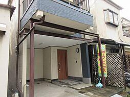 [一戸建] 大阪府柏原市旭ケ丘3丁目 の賃貸【/】の外観