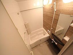 プレサンス丸の内レジデンスの浴室暖房乾燥機付 追い焚き付お風呂