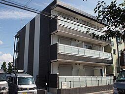 リブリ・朝霞B[1階]の外観