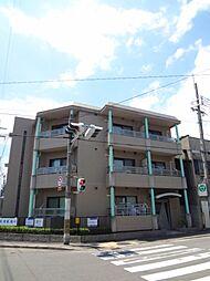 京都府京都市下京区梅小路西中町の賃貸マンションの外観