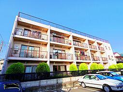 鶴瀬オークビル[3階]の外観