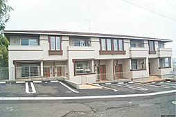 福岡県北九州市若松区宮丸2の賃貸アパートの外観