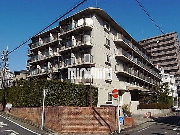 パソテイト覚王山[3階]の外観