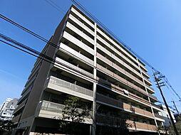 シャンピアコート茨木[8階]の外観
