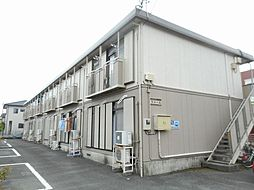 神奈川県小田原市田島の賃貸アパートの外観