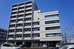 茨城県土浦市港町1丁目の賃貸マンションの外観