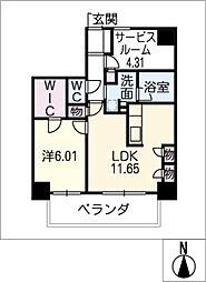 仮)東桜2丁目神谷ビル[3階]の間取り