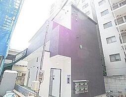 東京都葛飾区亀有3丁目の賃貸アパートの外観