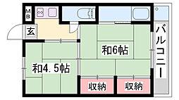 宝殿駅 2.9万円