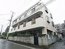 パークハイツ東綾瀬[303号室]の外観