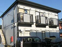 エルカーサ桜木II[203号室]の外観