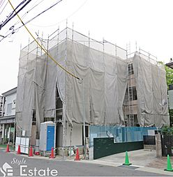 天白区植田西三丁目デザイナーズ[3階]の外観